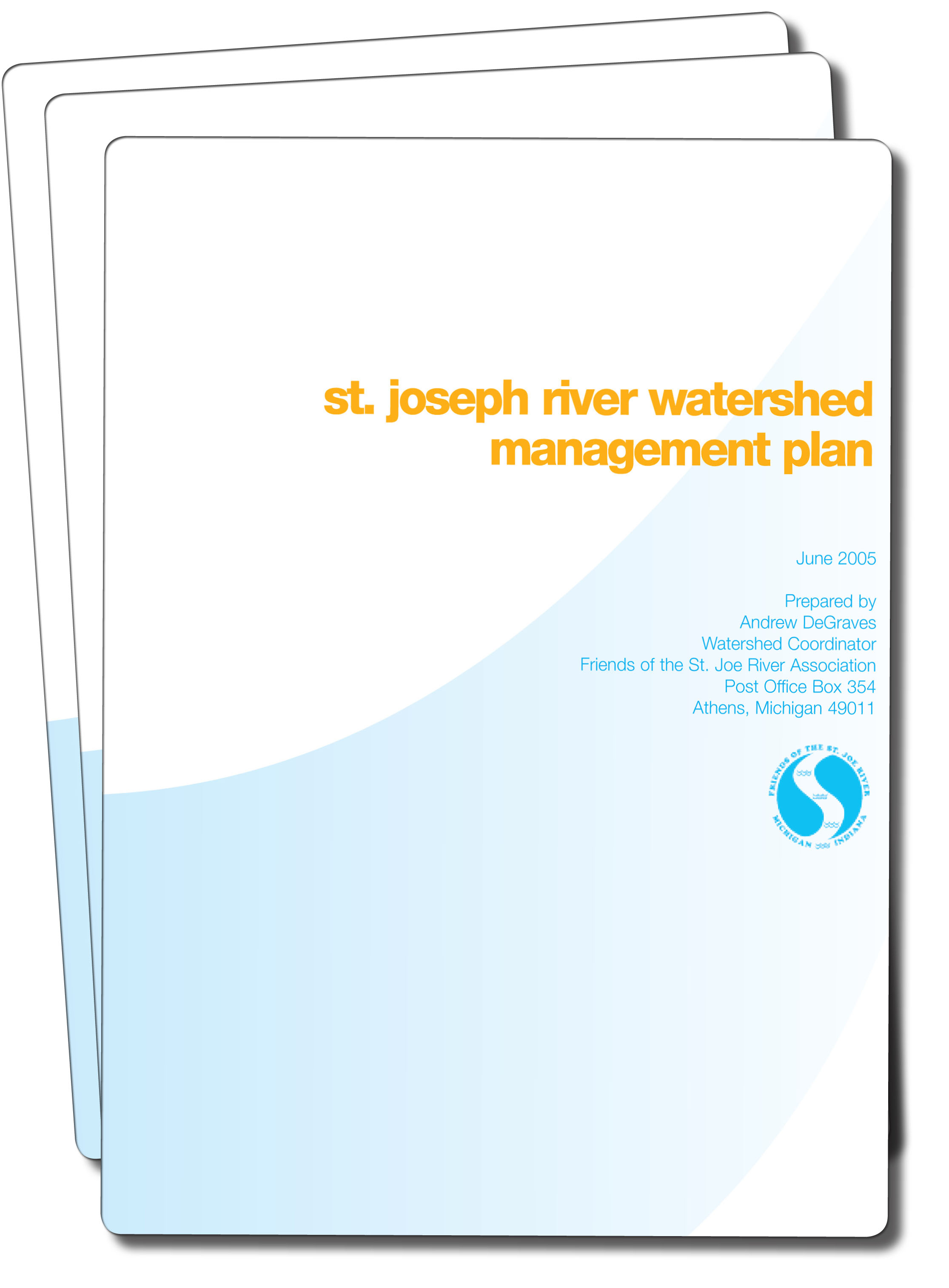 View the St. Joseph River Watershed Management Plan